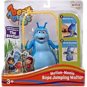 New Beat Bugs Motion-Mania Rope Jumping Walter
